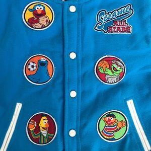 Sesame Street Jacket